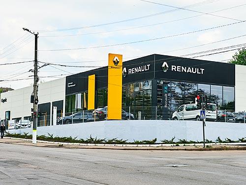 В Кропивницком открылся новый Renault Store