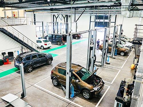Как работает сервис Renault в Украине во время карантина - Renault
