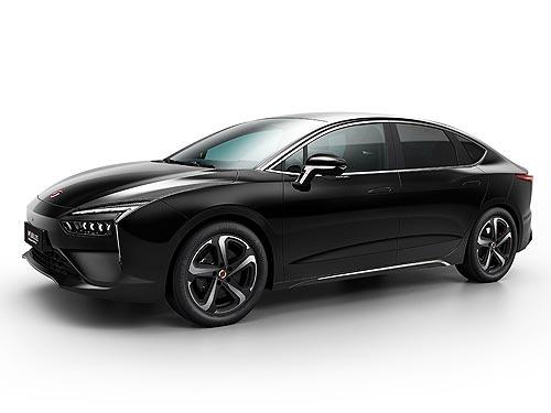 Renault представит новый электрический седан Mobilize Limo, созданный специально для такси и шеринга