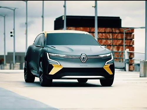 Renault Group опережает план Renaulution - Renault