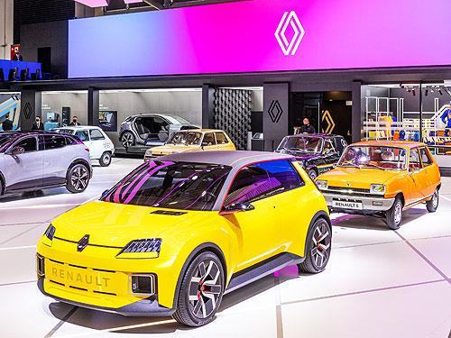 Renault возродит модель из прошлого
