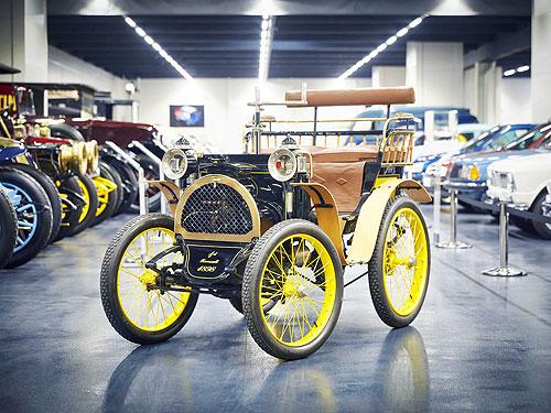 Renault проводит Европейские Дни наследия