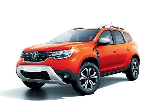 В Украине стартуют продажи обновленного Renault Duster. Объявлены цены - Renault