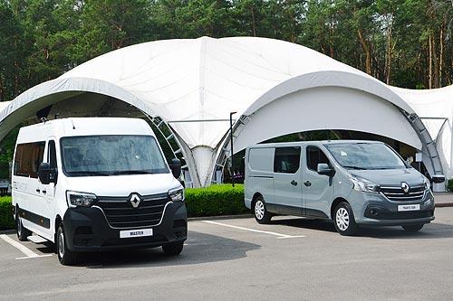 Как Renault намерена удерживать лидерство в коммерческом сегменте - Renault