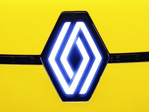 «Ренолюция» логотипа. Почему и как обновился логотип Renault?