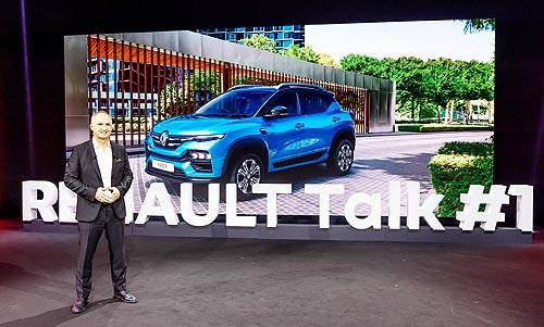 В Renault рассказали о своей стратегии: к 2030 г. 9 из 10 авто будут электрифицированными