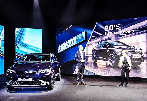 В чем Renault видит свое будущее - Renault