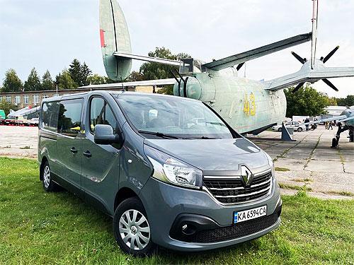 Какие решения предлагает грузопассажирский Renault Trafic
