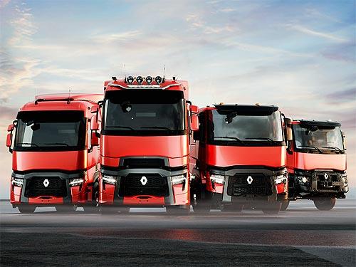 Грузовики Renault Trucks серии T, T High, C и K получили масштабные обновления. Что поменялось