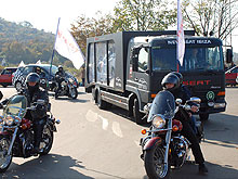 В Закарпатье новый SEAT Ibiza NEW встретили по-королевски - SEAT