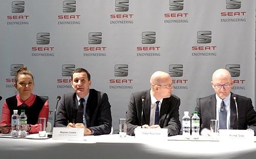 Второе пришествие SEAT в Украину - SEAT