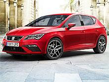 Покупатели нового SEAT Leon в Авто-Киев получают зимнюю резину - SEAT