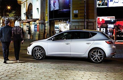 На SEAT Leon действует сниженный курс евро -5 грн. - SEAT