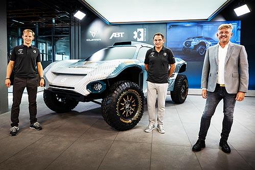 CUPRA первой среди автомобильных брендов примет участие в серии Extreme E - CUPRA