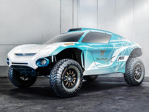 CUPRA первой среди автомобильных брендов примет участие в серии Extreme E