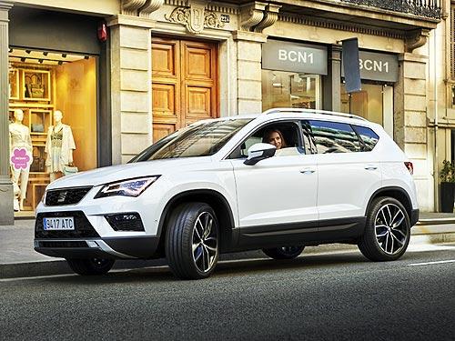 В Украине стартовал сезон выгодных ценовых предложений на весь модельный ряд SEAT - SEAT