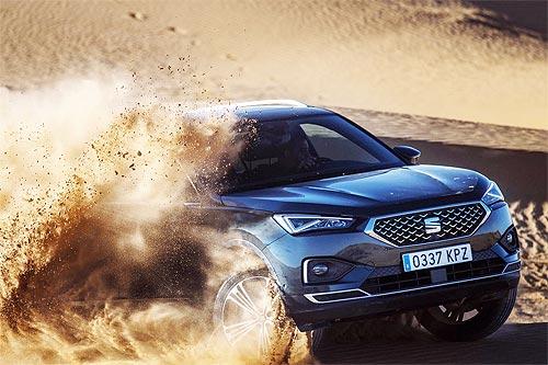 Покупатели SEAT в ноябре экономят от 49 тыс. до 221 тыс. грн. - SEAT