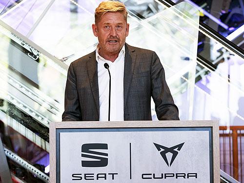 Назначен новый Президент SEAT