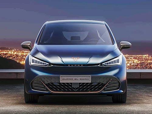 Каким будет электромобиль CUPRA el-Born
