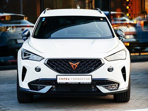 В Украине представили новый премиальный автомобильный бренд CUPRA - CUPRA