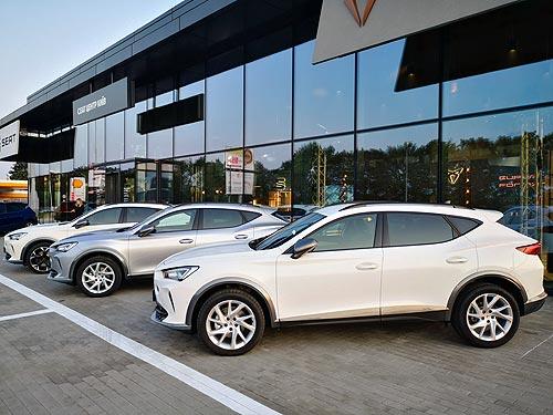 В чем уникальность первого в Украине автосалона Cupra Garage - Cupra