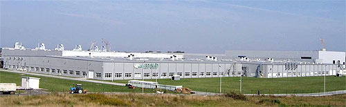 За 10 лет работы на заводе «Еврокар» выпущено более 136 тыс. автомобилей - Еврокар