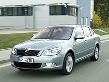 Skoda Octavia A5 стала самой продаваемой иномаркой в Украине - Skoda