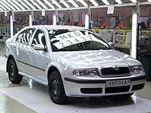 Какая модель прийдет на замену Skoda Octavia Tour - Skoda