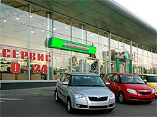 Доля рынка автомобилей Skoda выросла на 64% - Skoda