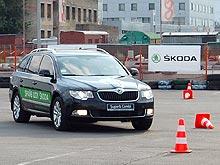 Стал известен лучший дилер Skoda 2012 года в Украине