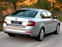 Автомобилем года 2014 стала Skoda Octavia - Skoda