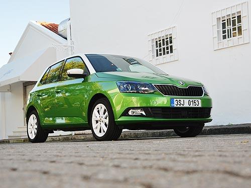 Новая Skoda Fabia получила 5 звезд по безопасности Euro NCAP - Skoda