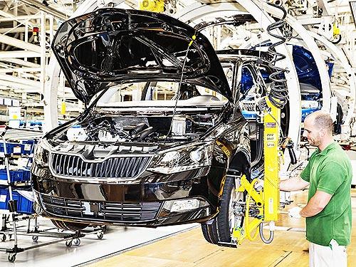 SKODA испытывает дефицит производственных мощностей. В каких странах рассматривают производство - SKODA