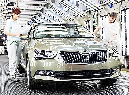 В Украине легковые авто выпускает только один завод