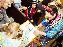 Skoda традиционно дарит праздник детям