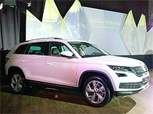 Новый SUV SKODA Kodiaq уже в Украине