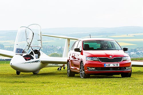 Skoda запускает жаркую акцию «ŠKODA RAPID SUMMER SAFETY TRIP» - Skoda