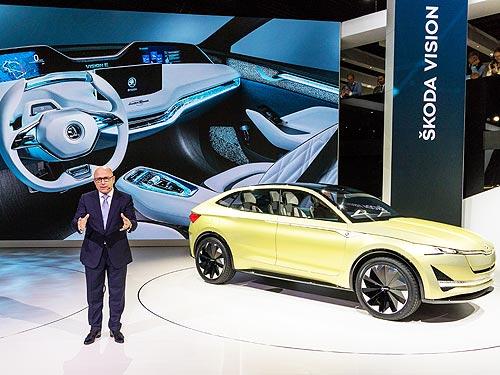 SKODA наладит производство электромобилей с 2020 года - SKODA