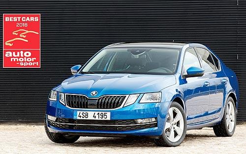 Сразу две модели SKODA назвали «Лучшими автомобилями 2018 года» - SKODA
