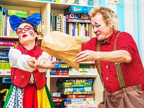 SKODA снова дарит праздник детям