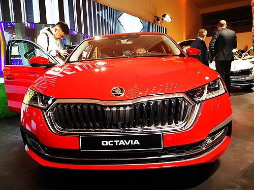 Все подробности о новом поколении Skoda Octavia. Операция на сердце - Skoda