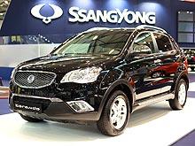 В Украине доступна новая модификация Ssang Yong Korando по выгодной цене - Ssang Yong