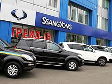 В Киеве начал работу обновленный монобрендовый автосалон SsangYong