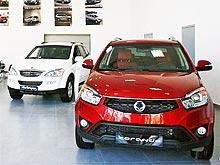Предновогодняя распродажа SsangYong позволяет сэкономить до 20% стоимости авто