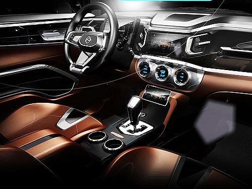 SsangYong представил новый концепт, электромобиль и автомобили с автопилотом - SsangYong