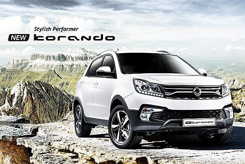 В 2017 году SsangYong Motor зафиксировал рекордные объемы продаж - SsangYong