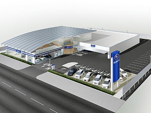 Subaru ищет новых дилеров в Виннице, Запорожье и Полтаве