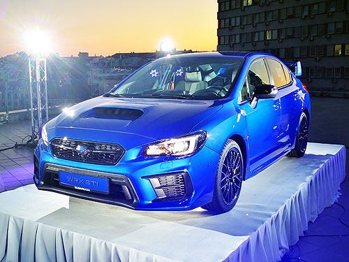 Toyota увеличила контроль над Subaru и намерена сделать ее дочерней компанией - Subaru