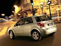 В Украине представлен обновленный хетчбек Suzuki SX4 - Suzuki