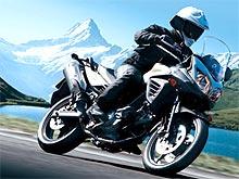 Suzuki примет участие на Мотобайке 2012 и представит новую модель - Suzuki